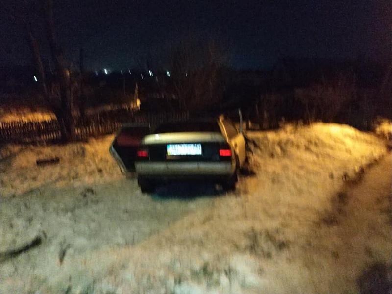 Жахливе ДТП на вулиці Короленка в Житомирі