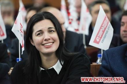 a0d7e1a331928fad598f12ac31239c35 preview w440 h290 - Координатором партії Вакарчука «Голос» у Житомирській області стала депутатка від «Самопомочі»