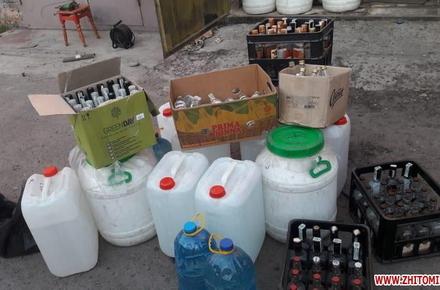 88bfe475be13fd6d675e414d9d3d1d8e preview w440 h290 - У Житомирській області прокуратура взялася за «бізнесменів», в яких вилучили майже 1200 літрів алкогольних напоїв