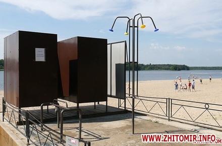 5829061433a395817dcc451eacba649b preview w440 h290 - У Житомирській області обстежили стан пляжів та якість води: відповідають нормам лише два
