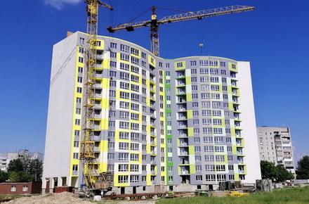 7884a576bfcd446811c50de6c422fab0 preview w440 h290 - «Вернісаж» - сучасний житловий комплекс у місті Житомирі