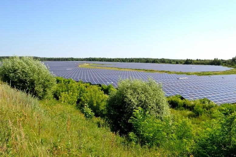 5d2cb6175d0a1 original w859 h569 - Олег Грамотенко показав дітям першу на Житомирщині сонячну електростанцію