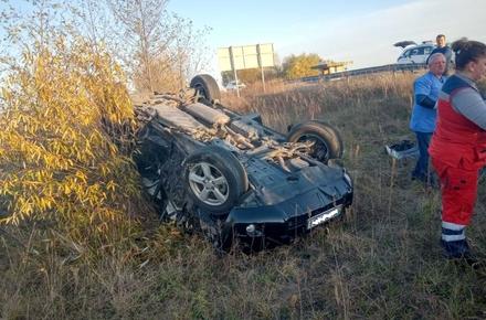 50e584d54b43770d5f12d3dd6b379fd5 preview w440 h290 - Дві ДТП у Житомирській області: Volvo «поклав» MAN, а від зіткнення з Volkswagen перевернулася Тoyota