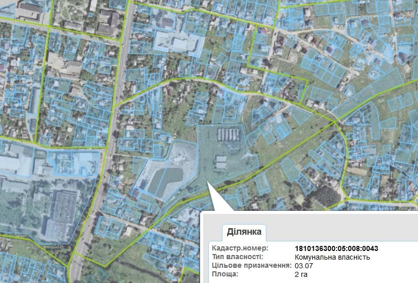5da7307c000bc original w859 h569 - У Житомирі поліція розслідує підробку документів щодо будівництва комплексу «Волна» на повернутій місту земельній ділянці
