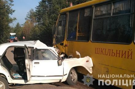 841cf9c9adb5f60a3c4ca5e79b8d2f07 preview w440 h290 - У ДТП зі шкільним автобусом у Житомирській області загинув чоловік