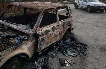 fb4c4c6d5d7f81d7471b243a54afbbf6 preview w440 h290 - В Олевську спалили автомобіль екологів, які приїхали перевірити лісгосп і незаконні рубки