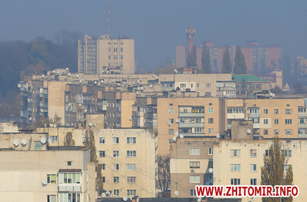 0d421c8353fbb875db10078562dfd6f0 preview w440 h290 - Краєвиди з висотної будівлі житомирського Держархіву. Фоторепортаж
