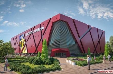 b1243576986dad376f5e3393c0487bc4 preview w440 h290 - Тендер на будівництво Палацу спорту в Житомирі за 265 млн грн може виграти генпідрядник «Охматдиту» з капіталом 375 грн