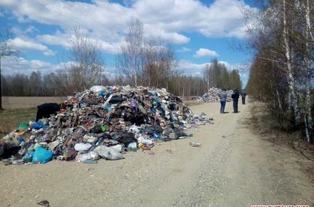 d2f8378bca0928c67d0b6328ada0bf59 preview w440 h290 - На Львівщині зупинили 4 фури зі сміттям, яке мали везти на полігон в Коростенський район