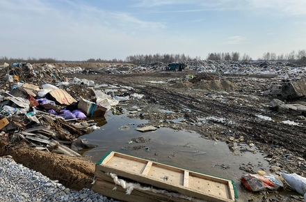 9427cc51d83dc575b3603cdf528f9518 preview w440 h290 - Екологічна інспекція подала до суду позов про часткову заборону експлуатації сміттєзвалища у Новоград-Волинському районі