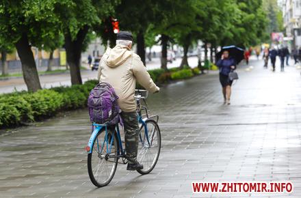 c270b677254f5276c0e7b7d470757025 preview w440 h290 - Житомиряни на роверах і парковки для «народних» засобів пересування. Фоторепортаж до Всесвітнього дня велосипеда