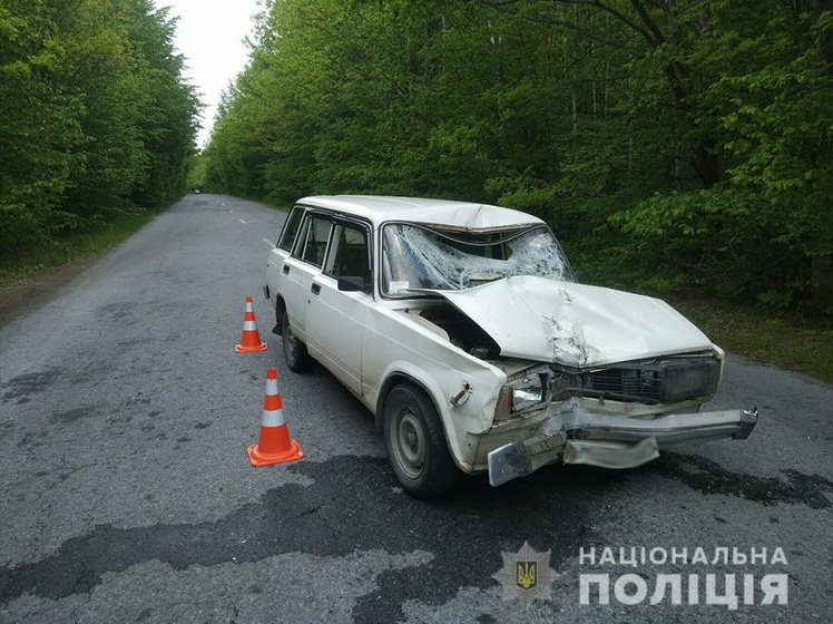 5eda10bf15271 original w859 h569 - За добу на дорогах Житомирської області загинули два скутеристи і велосипедист