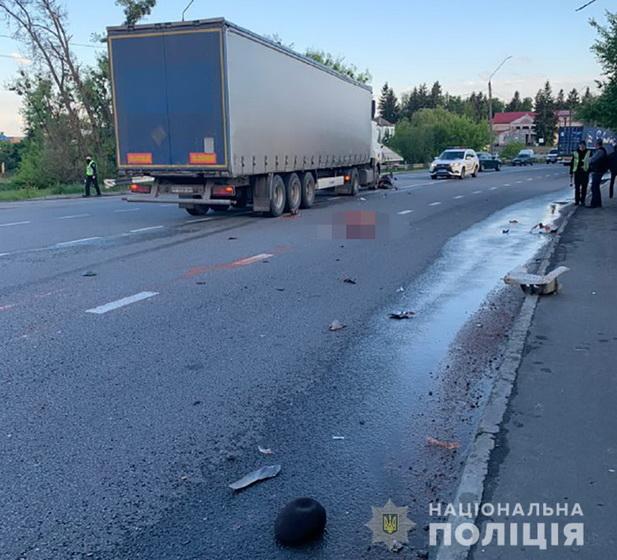 5eda10de1b400 original w859 h569 - За добу на дорогах Житомирської області загинули два скутеристи і велосипедист