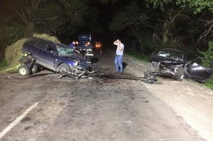 90268bdde3702908845226b60ab89cca preview w440 h290 - У Житомирській області зіткнулися мотоблок і два автомобілі, шістьох людей забрали «швидкі»