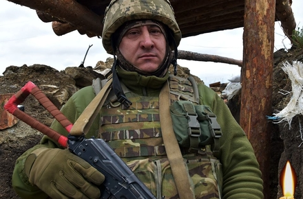 a44c6ff627b6016133670ac057e837d3 preview w440 h290 - Під час бойового завдання в зоні ООС загинув військовослужбовець 30-ї новоград-волинської бригади