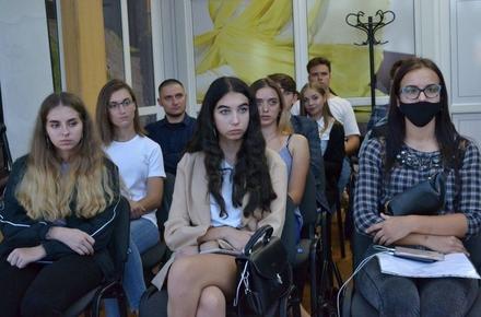 11c744f356c78db98ae748891787b95c preview w440 h290 - Віктор Євдокимов зустрівся з лідерами студентського самоврядування