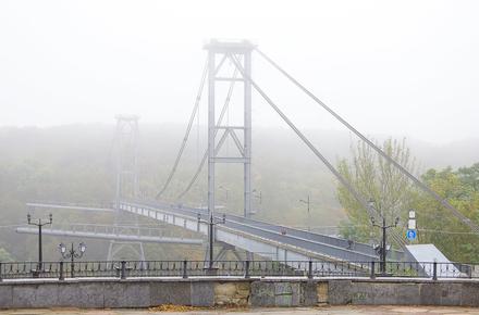 c8bd9941cceacded8a3e0ad715a31676 preview w440 h290 - Місто, загорнуте у вуаль: туманний ранок у Житомирі. Фоторепортаж