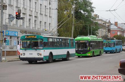 42fb3554a91446667087d635d462fcab preview w440 h290 - Офіційне повідомлення управління транспорту Житомирської міськради: з 2 листопада пільговий проїзд діятиме лише шість годин