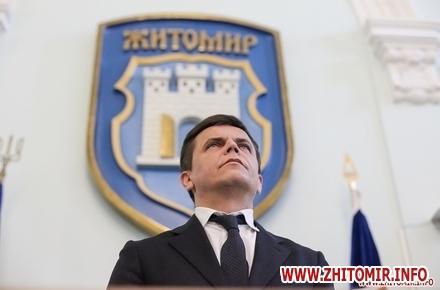 f4abc9b08c6e67227ba19bd2527e93a4 preview w440 h290 - Мер Житомира Сергій Сухомлин заявив про свою перемогу на виборах у першому турі – 52% голосів