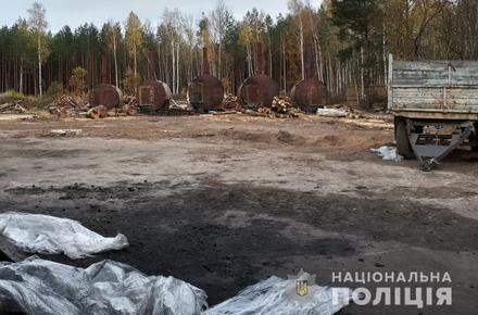 38406d786a1a5f2e485bbecfa77d49a6 preview w440 h290 -  Житель Житомирської області незаконно використовував торговельну марку для продажу необлікованої деревини