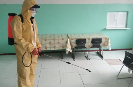 013cc294940c0f7b222eecdc7697059a preview w440 h290 - Рятувальники продезінфікували приміщення житомирської спецшколи-інтернату, де в працівників підтвердили COVID-19