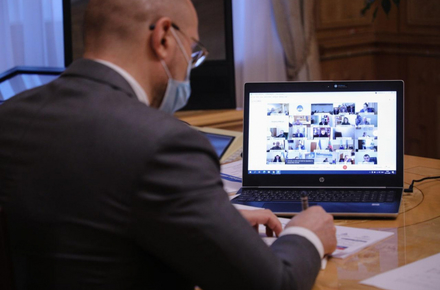e781e0a27a31fa4cacb8febbc0952c75 preview w440 h290 - Прем'єр-міністр провів онлайн-нараду з міськими головами: мер Житомир розповів про обіцянки Уряду