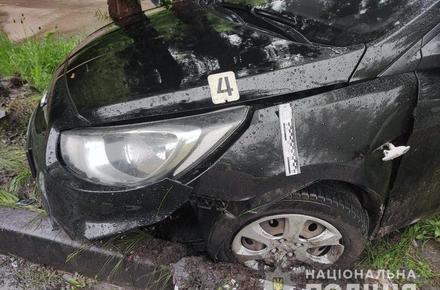 8385d2ca7f85a2e41c66fe4eab1ebad2 preview w440 h290 - Під Житомиром працівник автомийки розбив чужий Hyundai, який залишили для чистки салону