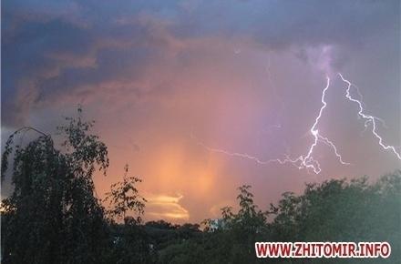 3aa9ae49684a32573c3e195ac4a85dfb preview w440 h290 - Останні вихідні травня у Житомирі будуть з дощем та грозами