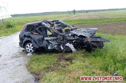ec84d6bece55894911969006be063bf6 preview w440 h290 - Подробиці ДТП на трасі в Житомирській області: травми отримав водій Ford, його 6-місячний син та пасажирка Volkswagen