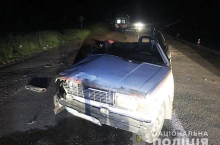 3ee5bd674e4a5e794c79fe3c77661209 preview w440 h290 - Неподалік Бердичева ВАЗ в'їхав у припарковану фуру: пасажир загинув, обидва водії – в реанімації