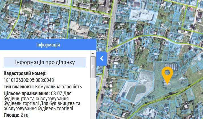 60b9f103a2fdf original w859 h569 - Власники комплексу «Волна» хочуть взяти в оренду 2 га землі на околиці Житомира, які суд повернув у комунальну власність