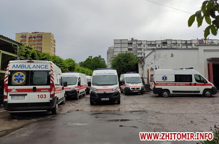 71c9906e6c9b5a72b4cf19d1f66918b5 preview w440 h290 - Медзаклади Житомирської області отримали 45 нових автомобілів «швидкої допомоги»