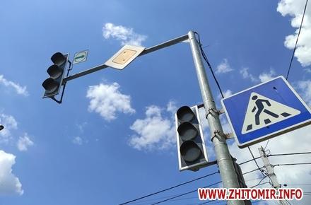 5d5aaf2613c1bc7b2c8d6b240ecf8223 preview w440 h290 - Житомиряни обурилися відсутністю регулювальників на перехрестях по вулиці Шевченка, де не працюють світлофори, патрульні пояснили ситуацію