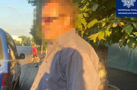 b98ba440aaa83066a67ebb90c9ccaf25 preview w440 h290 - Вранці в Житомирі чоловік з ознаками наркотичного сп'яніння пропонував патрульним хабаря: поспішав на роботу, де працює водієм маршрутки