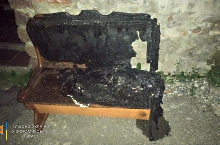 9b1af5e12a342cc0c3699ed19040c459 preview w440 h290 - Уночі на Лермонтовській у Житомирі люди побачили пожежу в будинку навпроти і розбудили господарів