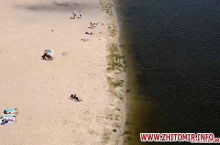 949fa2dbd70333a2700ac9df66e06888 preview w440 h290 - Лабораторна служба МОЗ перевірила воду на п'яти пляжах Житомирської області: відповідає нормі лише в річці Тетерів