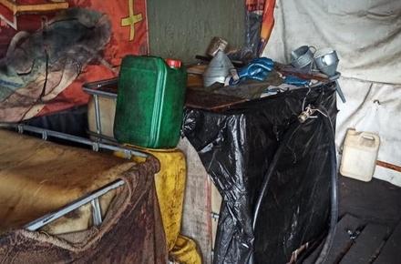 71081b2729b98896d8276eeb60e1c243 preview w440 h290 - У Житомирській області податківці виявили нелегальну заправку в гаражі: вилучили автомобіль і дизельне пальне
