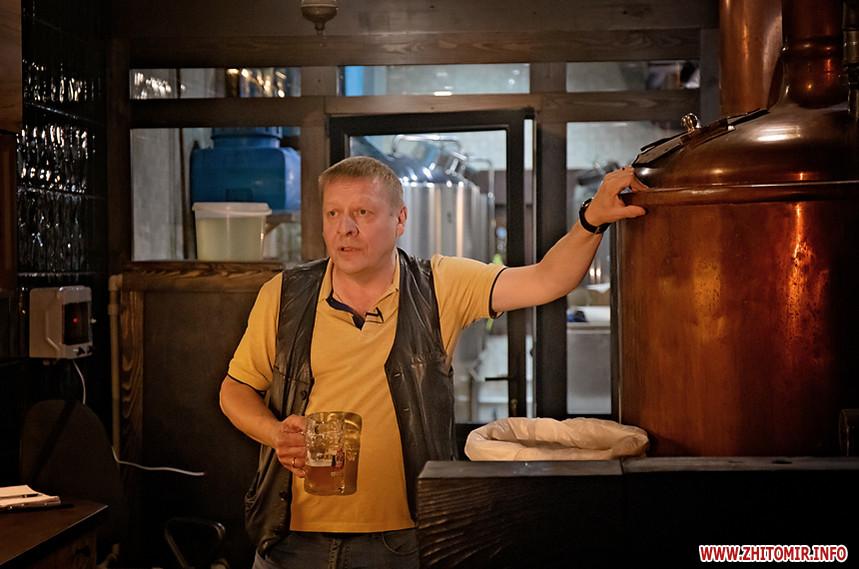 610ce7ce190c8 original w859 h569 - Народився на пивоварні в Чехії і вивчився на «сладека». Інтерв'ю з Даніелем, який варить пиво в житомирській броварні «Шульц»