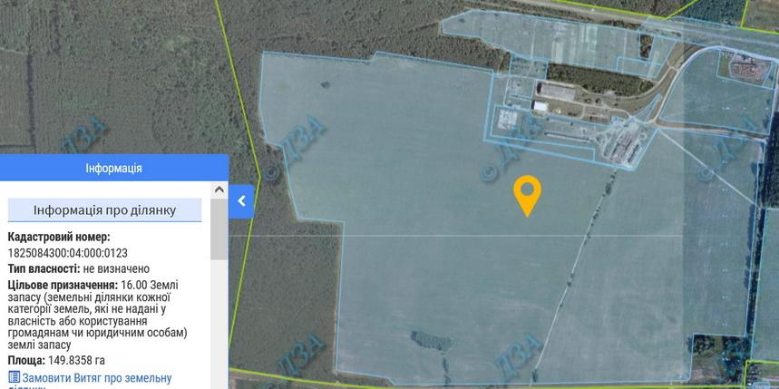 6110f4ace21c8 original w859 h569 - В Житомирській області прокуратура судиться за п'ять ділянок площею понад 500 га, які сільрада взяла у комунальну власність