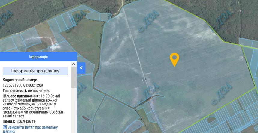 6110f4b78b66c original w859 h569 - В Житомирській області прокуратура судиться за п'ять ділянок площею понад 500 га, які сільрада взяла у комунальну власність