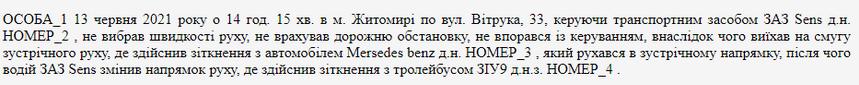 611ba1c4b9f34 original w859 h569 - У Житомирі суд оштрафував водія ЗАЗ Sens, який на Польовій в'їхав у бус і тролейбус