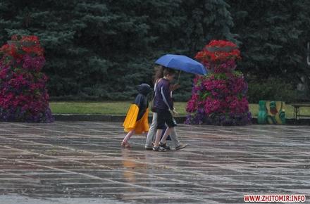 96d0ea413d7d33357235dbfcd622b37d preview w440 h290 - Останній літній вихідний в Житомирі буде з дощем та грозою