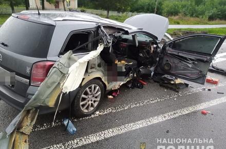 afe53cca2b6c5a0459a2b0444ddcf2d4 preview w440 h290 - На трасі в Житомирському районі Opel напоровся на колесовідбійник: травмувалися двоє жителів Закарпаття