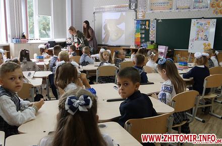 87dc6cef9f10bba0b85905aab9e08d51 preview w440 h290 - У департаменті освіти розповіли про кількість першокласників у Житомирі, перевантаженість шкіл і «підзмінки»