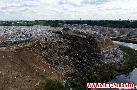 778970a2715776885b46ca04c67379e8 preview w440 h290 - У Житомирі виконком має затвердити порядок приймання сміття на міському полігоні
