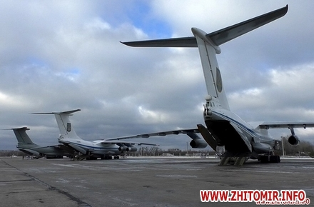 cf1ceb859c68c478c341b1e769632fe5 preview w440 h290 - Поблизу Житомира за 350 млн грн відремонтують військовий аеродром