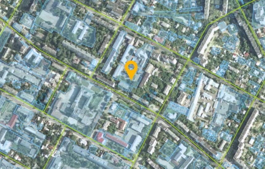 613b37f6c0a6d original w859 h569 - Влада віддає прокуратурі в постійне користування ділянку в центрі Житомира, де збираються звести багатоповерхівку