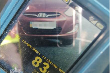 b52badf4012c04544178226a4b7753b7 preview w440 h290 - Поблизу Бердичева патрульні зупинили Hyundai за перевищення швидкості і виявили, що авто розшукує виконавча служба Харкова