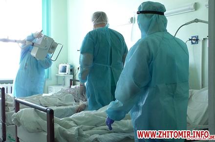 903bda38e180a063caca00fdc5b62e49 preview w440 h290 - У Житомирській області серед 270 госпіталізованих з COVID-19 є четверо вакцинованих, - заступник голови ОДА