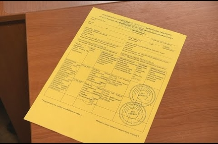 272b7c66ac8c6e0d3ff86ebaaad85134 preview w440 h290 - Кабмін підтримав законопроєкт щодо кримінальної відповідальності за підроблені документи про щеплення:від штрафу до тюрми